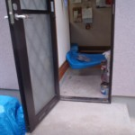 遠賀郡にて白蟻予防消毒