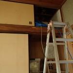 八幡西区で白蟻駆除の残工事と倉庫解体