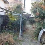 不動産会社様のご依頼にて北九州市小倉南区にて樹木剪定と草むしり