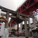 北九州市若松区恵比寿神社にて、十日えびす祭り