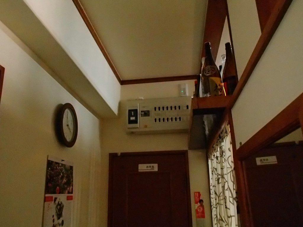 夜中に天井裏で動物みたいな小さい鳴き声や走り回る音がするとき