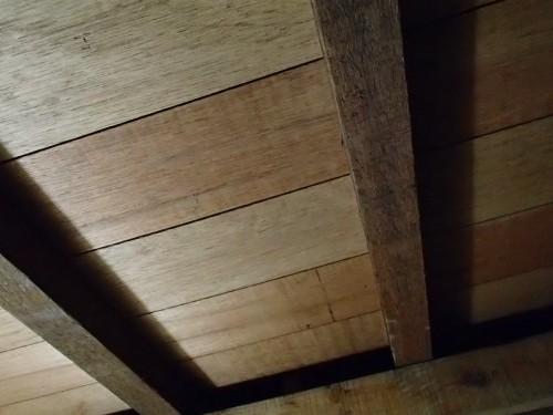 床板補修を門司区にて