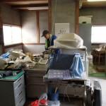 事務所の廃材処分