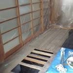 北九州市小倉北区で白あり駆除施工