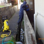 排水管の洗浄