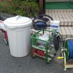 遠賀郡遠賀町にて白蟻の予防消毒