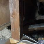 北九州市八幡西区で白蟻駆除の相見積りでした。