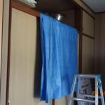 田川郡糸田町で2日目のイエシロアリ駆除施工