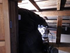 北九州市小倉北区で天井裏の物音の対策