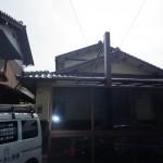 北九州市小倉南区での白あり予防の施工
