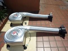 門司区でシロアリ予防消毒と床下換気扇
