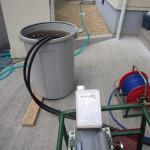 白あり予防消毒と床下換気扇を山陽小野田市で