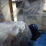 シロアリの再消毒を北九州市小倉南区にて