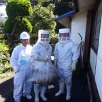 北九州市のスズメバチ駆除業者なら【あい営繕】におまかせください
