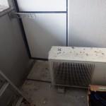 難しい鳩ネット施工を福岡市博多区にて