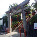 スズメバチ駆除を小倉北区の神社で行いました